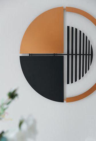 110平米新古典风格玄关设计图