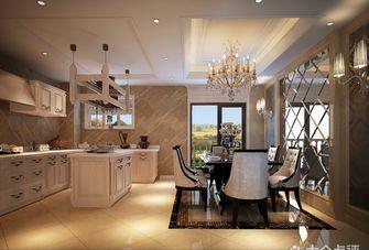 140平米四室三厅新古典风格厨房图片