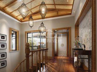 豪华型140平米别墅中式风格楼梯装修图片大全