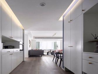 100平米三室一厅宜家风格走廊装修图片大全