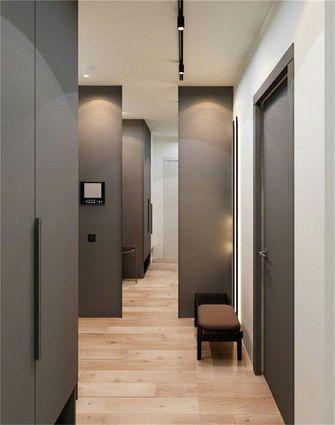 40平米小户型现代简约风格玄关装修案例