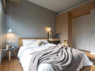 140平米四日式风格卧室欣赏图
