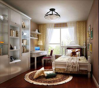 110平米三室一厅欧式风格儿童房图片