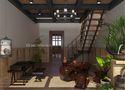 15-20万140平米复式新古典风格楼梯欣赏图