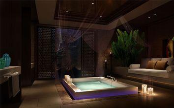 130平米三室两厅东南亚风格其他区域图片
