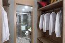 100平米三室两厅新古典风格衣帽间图片