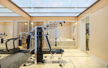 140平米别墅其他风格健身室欣赏图