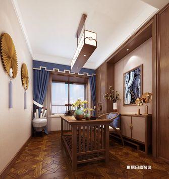 140平米四室三厅中式风格餐厅图