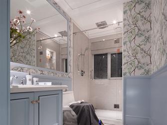 100平米三室两厅欧式风格卫生间装修图片大全