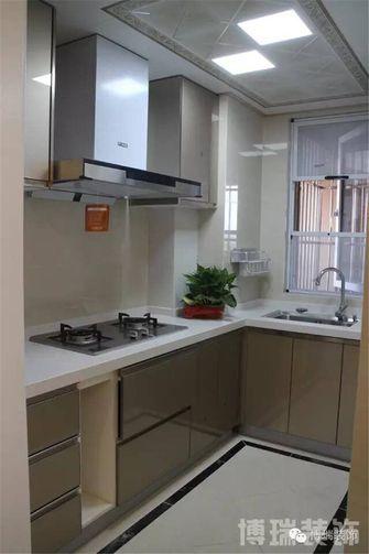 3万以下60平米现代简约风格厨房欣赏图