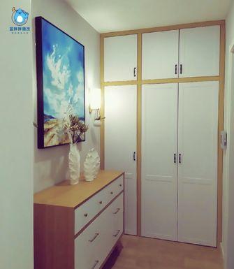 90平米三室一厅北欧风格储藏室图片大全