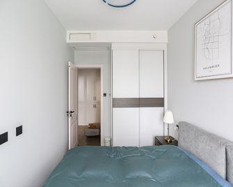 60平米一室一厅中式风格卧室图片大全