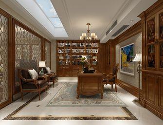 20万以上140平米别墅欧式风格书房沙发效果图
