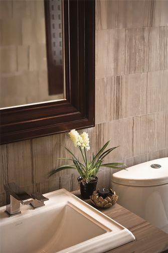 80平米公寓东南亚风格卫生间装修图片大全
