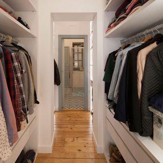 60平米一室两厅宜家风格衣帽间设计图