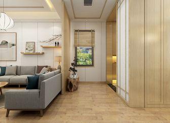 140平米别墅日式风格玄关设计图