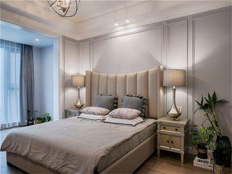 120平米四美式风格卧室欣赏图