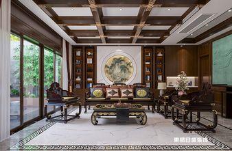 140平米四室两厅中式风格阳光房图片