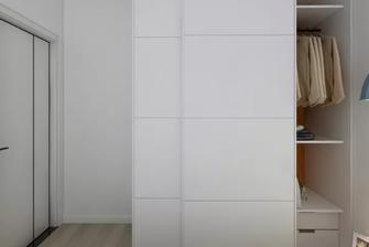 80平米公寓北欧风格衣帽间装修效果图