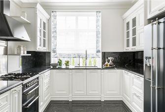 140平米四室两厅田园风格厨房图片