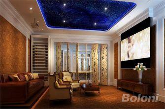 140平米别墅欧式风格影音室设计图