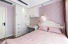 130平米四室两厅欧式风格卧室装修图片大全