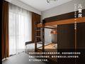 100平米三室两厅混搭风格儿童房图片大全