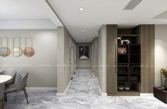 140平米三室两厅北欧风格走廊图片