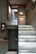 10-15万50平米小户型混搭风格楼梯图片