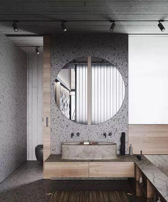 140平米中式风格卫生间装修案例