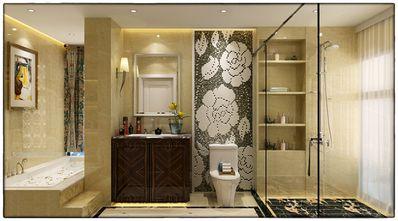 140平米四室四厅欧式风格楼梯间装修图片大全