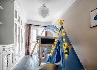 130平米三室两厅法式风格儿童房图