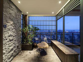 140平米复式中式风格阳光房效果图