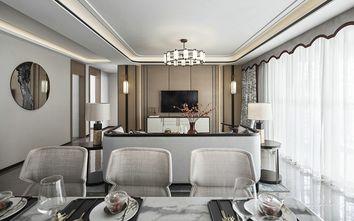 130平米三室一厅中式风格餐厅装修案例