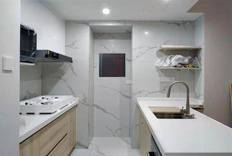 110平米公寓现代简约风格厨房装修效果图