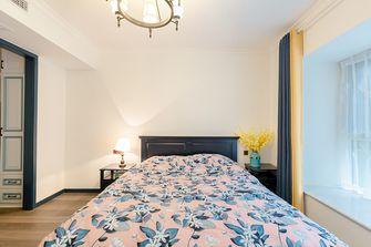 140平米四室两厅地中海风格卧室图片