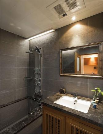 50平米公寓东南亚风格卫生间图片大全