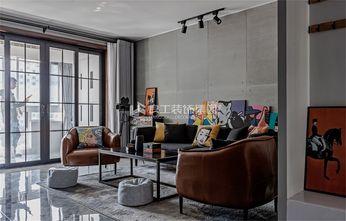 90平米三室两厅地中海风格客厅装修案例