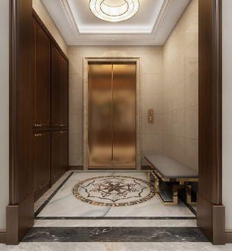140平米四室两厅中式风格楼梯间设计图