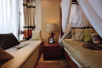110平米东南亚风格卧室效果图