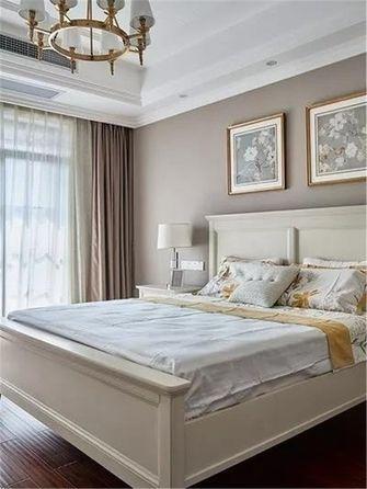 60平米一室一厅美式风格卧室装修案例