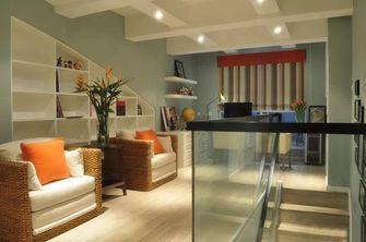 140平米三室三厅美式风格走廊背景墙装修案例