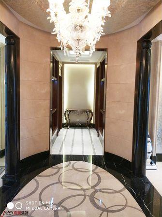 140平米别墅新古典风格玄关图