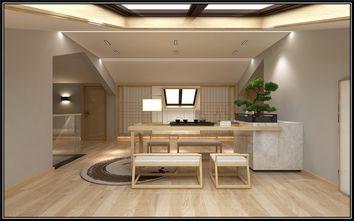 120平米复式中式风格阁楼装修效果图