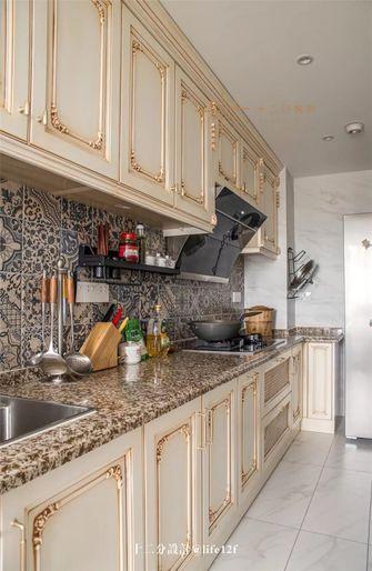 120平米复式法式风格厨房装修效果图