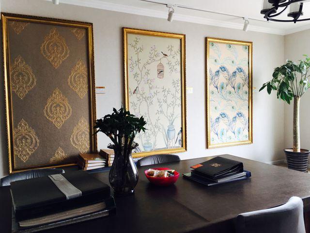 嫣然手工壁纸布艺工作室的图片