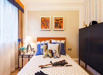 120平米三新古典风格儿童房设计图