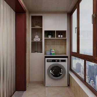 110平米三室两厅美式风格阳台装修案例