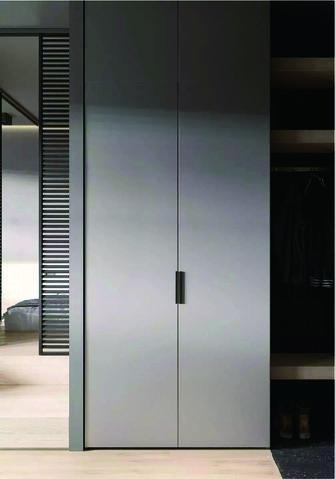 40平米小户型现代简约风格玄关图片