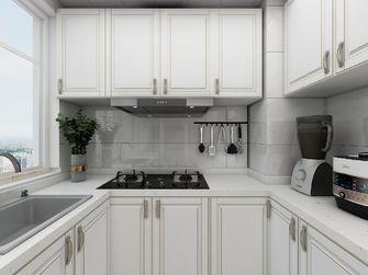 70平米三室两厅欧式风格厨房图片大全